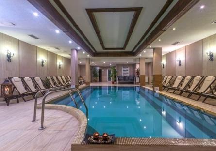 6-ти Септември в Банско! 2 или 3 нощувки на база All Inclusive Light + ползване на външен басейн с шезлонги и чадъри, вътрешен басейн, сауна и парна баня от хотел Мария-Антоанета Резиденс